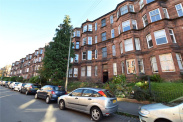 View of Dudley Drive, Hyndland, Glasgow, G12
