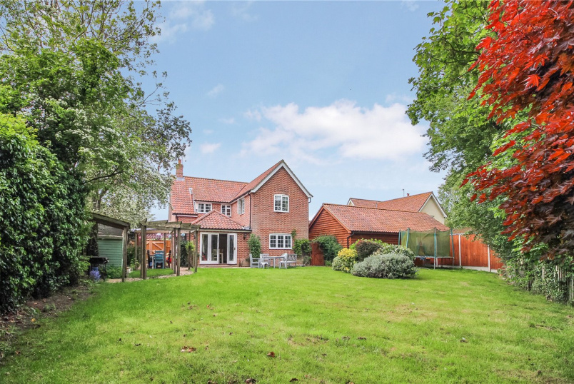 House for sale in Poringland - The Street, Woodton (Close To Hempnall), Norfolk, NR35