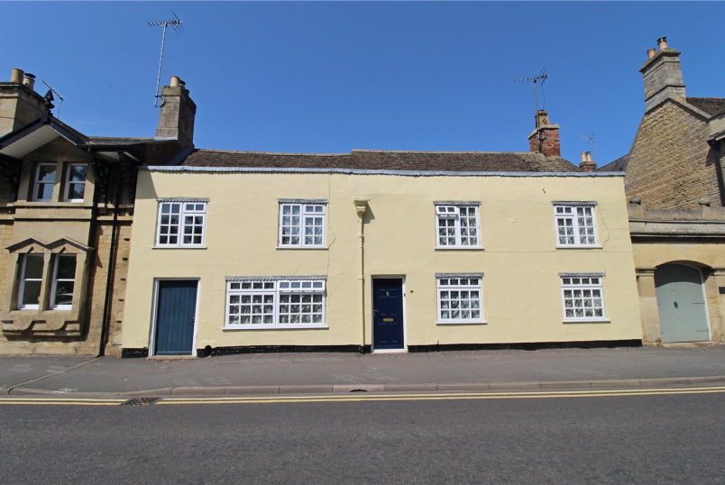 House for sale in Market Deeping - High Street, Market Deeping, Peterborough, PE6