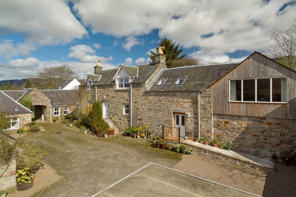 Image 1 of Croftinloan Farm, Pitlochry, Perthshire, PH16