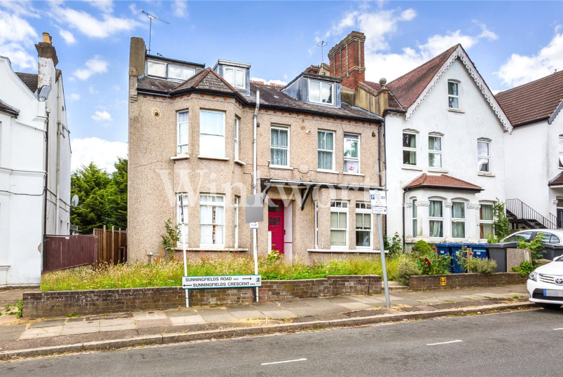 Flat/apartment for sale in Hendon - Sunningfields Road, London, NW4