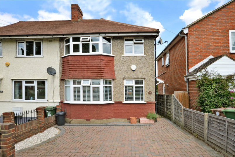 House for sale in Worcester Park - Browning Avenue, Worcester Park, KT4