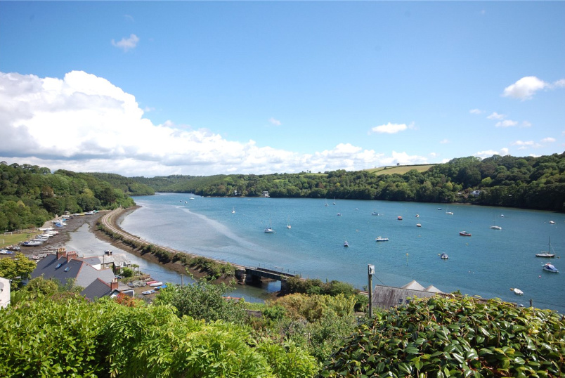 House for sale in Fowey - The Watchers, Gumms Lane, Golant, PL23