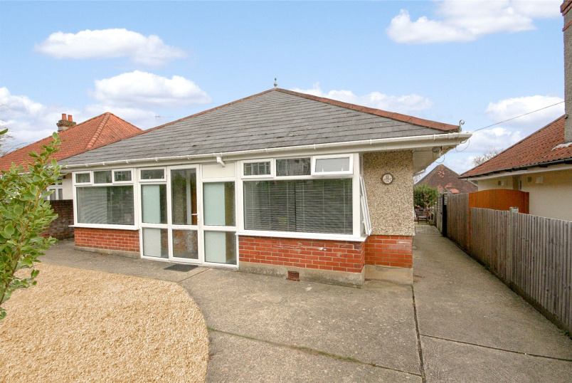 Bungalow for sale in Southbourne - Lascelles Road, Bournemouth, Dorset, BH7