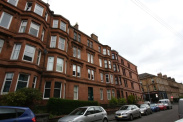 View of White Street, Partick, G11