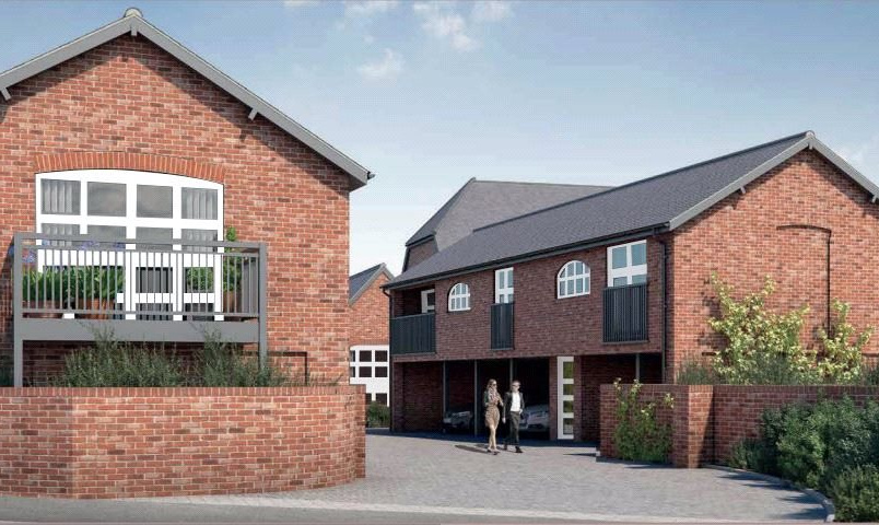 Flat/apartment for sale in Poole - St Peters Mews, Ashley Cross, Lower Parkstone, BH14