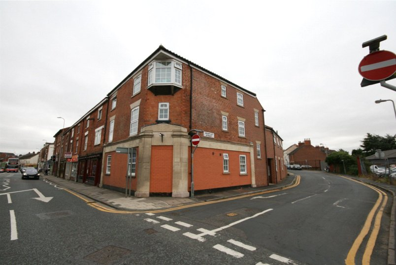 Flat/apartment for sale in Sleaford - Churchill House, 1 Grantley Street, Grantham, NG31