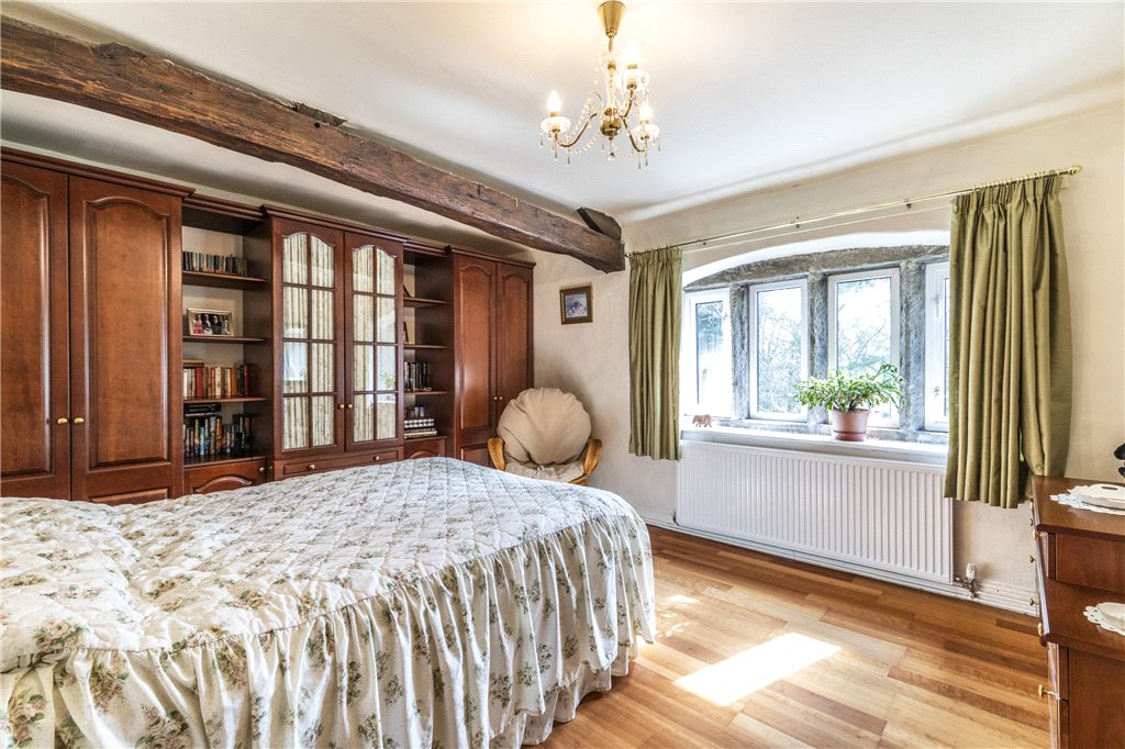 4 bedroom property for sale in Goit Stock Cottage, Leech