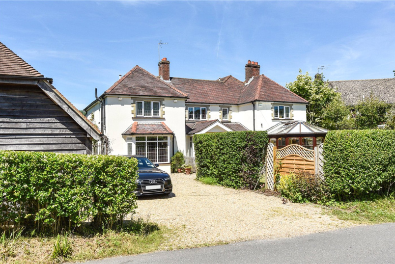 House for sale in  - Church Road, Steep, Petersfield, GU32