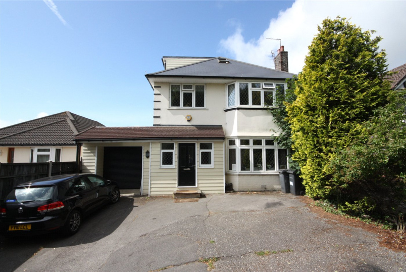 House for sale in Southbourne - Castle Lane East, Bournemouth, Dorset, BH7