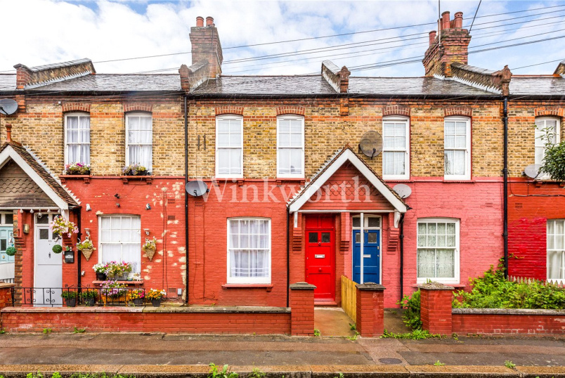 House to rent in Harringay - Morley Avenue, London, N22