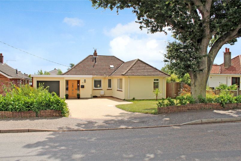 Bungalow for sale in Poringland - The Footpath, Poringland, Norwich, NR14