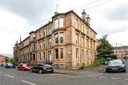 View of Maybank Street, Queens Park, Glasgow, G42