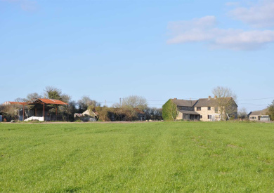 Southbank Farm, Cann Common