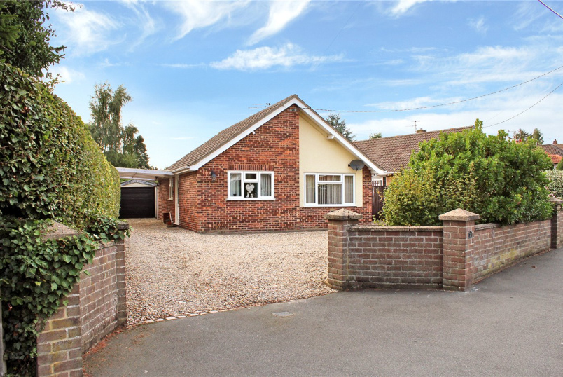 Bungalow for sale in Poringland - Rectory Lane, Poringland, Norwich, NR14