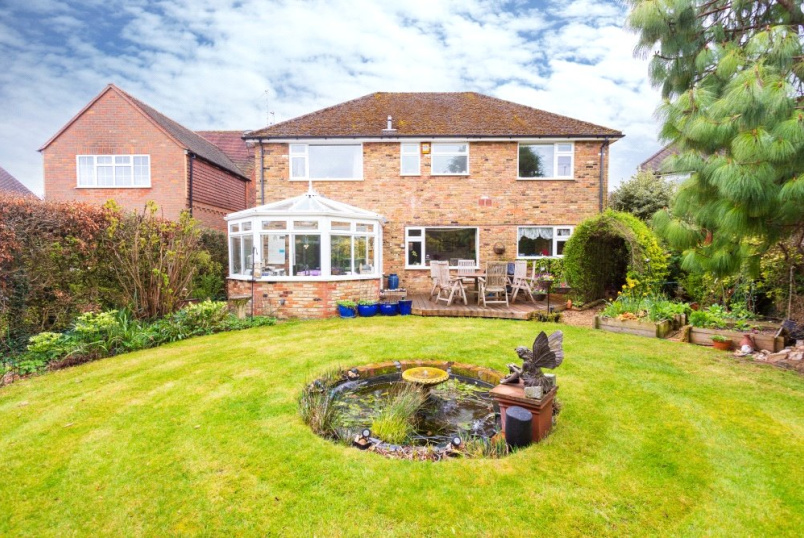 House for sale in  - Bottrells Lane, Chalfont St. Giles, Buckinghamshire, HP8