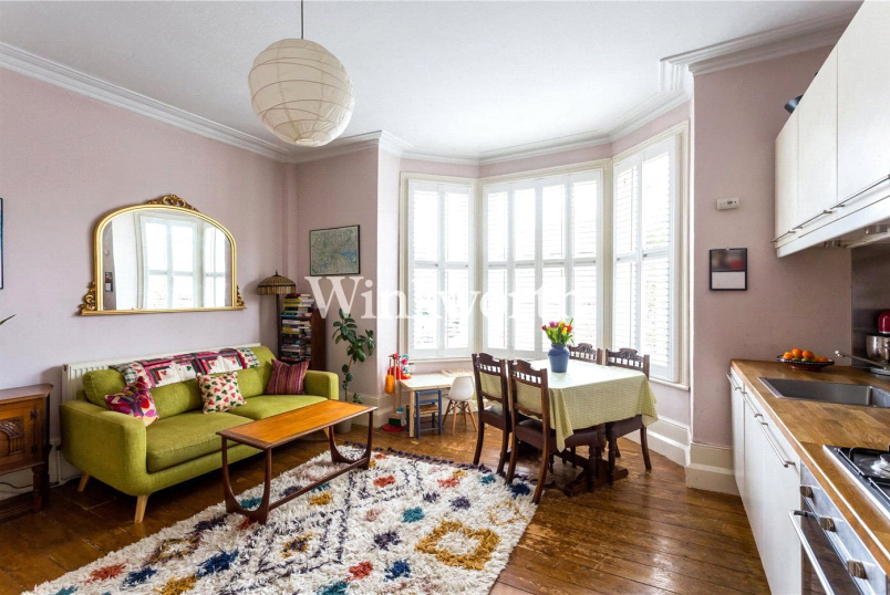 Flat/apartment for sale in Palmers Green - Palmerston Road, Bounds Green, N22