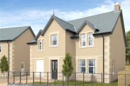View of Plot 210, Leet Haugh, Coldstream, Berwickshire, TD12