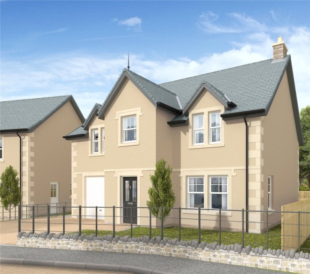 Carousel image 1 of Plot 210, Leet Haugh, Coldstream, TD12