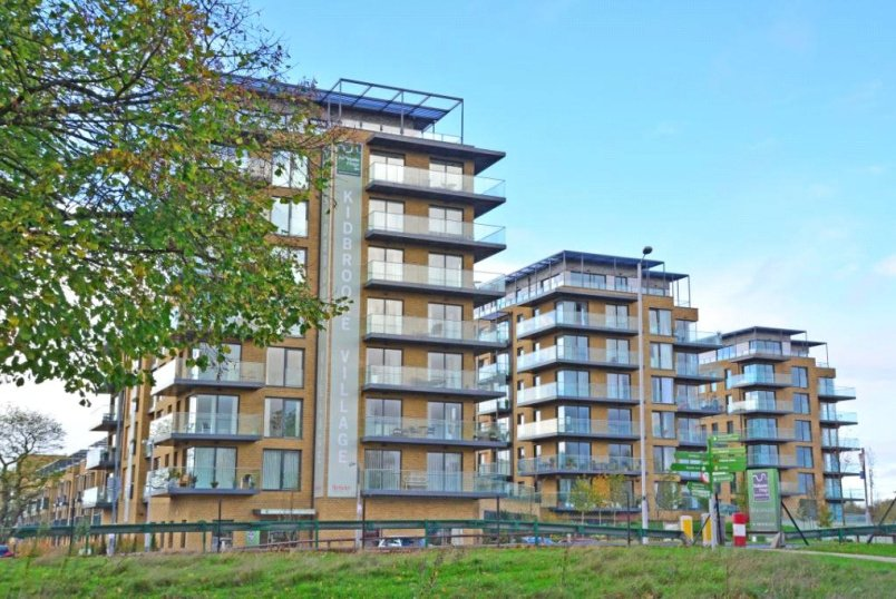 Flat/apartment for sale in Blackheath - Wallace Court, Kidbrooke Village, Blackheath, SE3