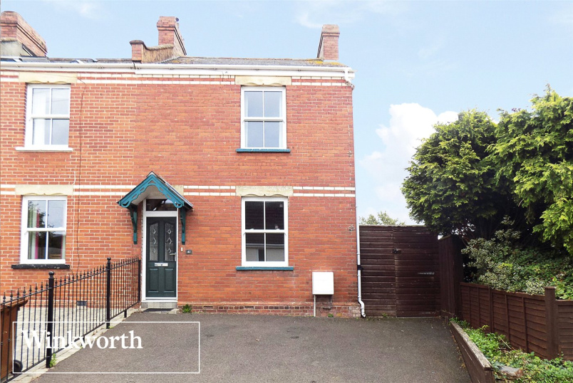 House for sale in Exeter - Langaton Lane, Exeter, Devon, EX1