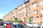 View of Garry Street, Cathcart, G44
