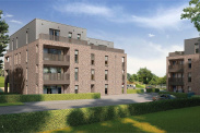 View of Apartment 406, Jordanhill Park, Southbrae Drive, Glasgow, G13