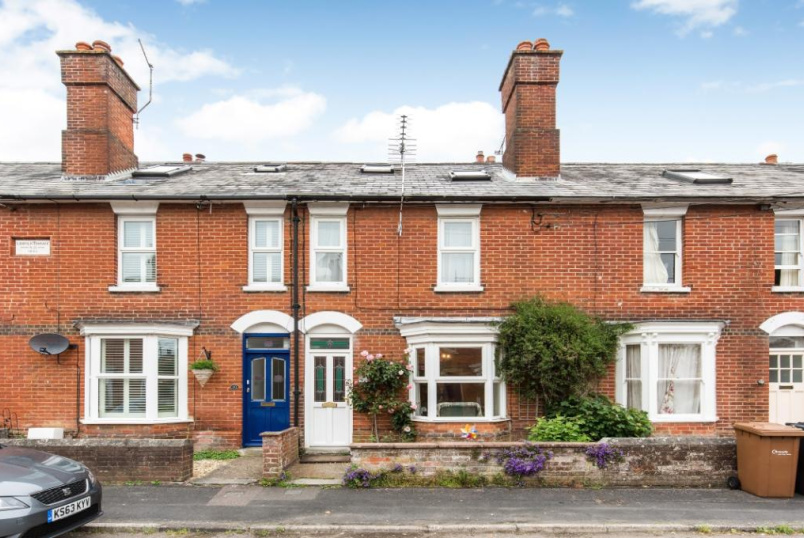 House for sale in Romsey - Albany Road, Romsey, Hampshire, SO51