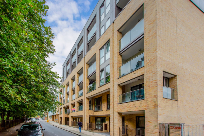 Flat/apartment for sale in Islington - St. Davids Apartments, 53 Lough Road, London, N7