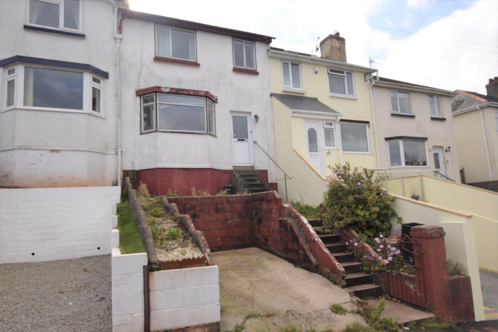 3 Bedroom Property For Sale In Berry Avenue Paignton Devon Tq3