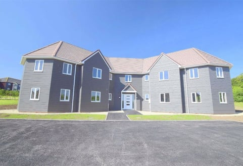 Wiltshire Crescent Apartments, Royal Wootton Bassett, Wiltshire