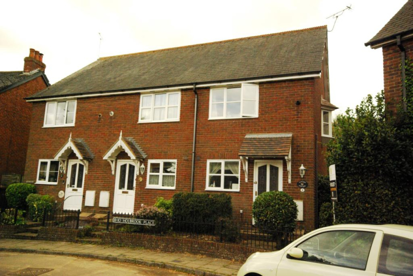 House to rent in  - Holbrook Place, Portersbridge Street, Romsey, SO51