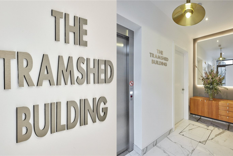 Flat/apartment for sale in Hammersmith - The Tramshed Building, 45a Goldhawk Road, Shepherds Bush, W12