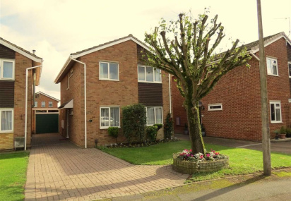 Totterdown Close, Swindon, Wiltshire