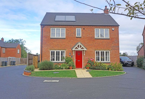 Grange Close, Gilmorton, Lutterworth