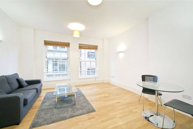 Flat/apartment to rent in Clerkenwell & City - Merino Court, 154 Lever Street, London, EC1V