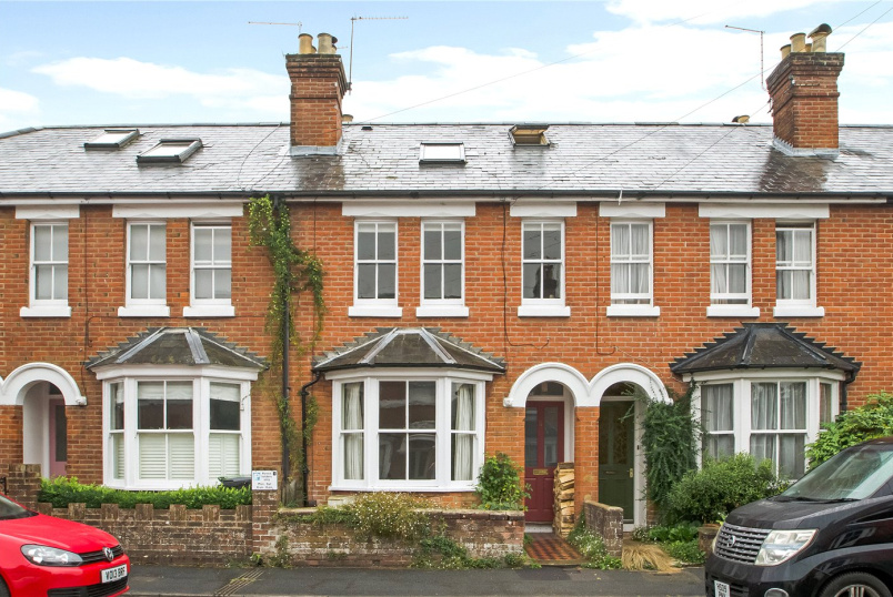 House to rent in Winchester - Egbert Road, Winchester, Hampshire, SO23