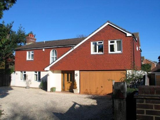 House for sale in Sway - Brighton Road, Sway, Lymington, SO41