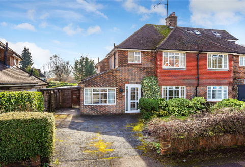 Hamfield Close, Oxted, Surrey, RH8