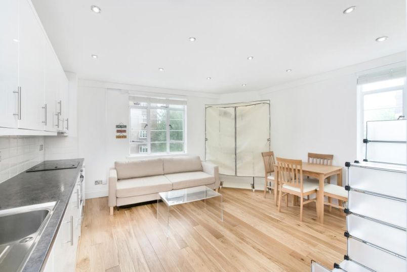 Flat/apartment to rent in Knightsbridge & Chelsea - Nell Gwynn House, Sloane Avenue, London, SW3