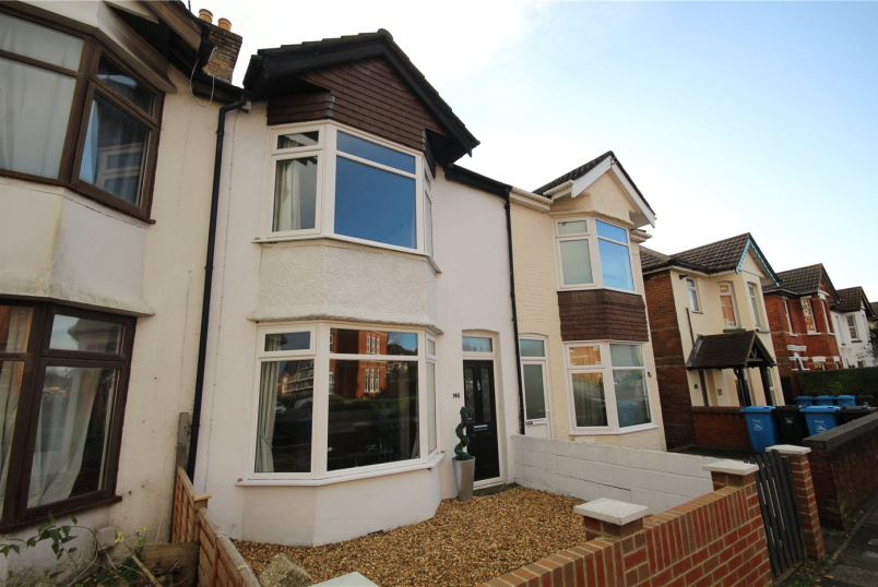 House for sale in Poole - Bournemouth Road, Lower Parkstone, Poole, BH14