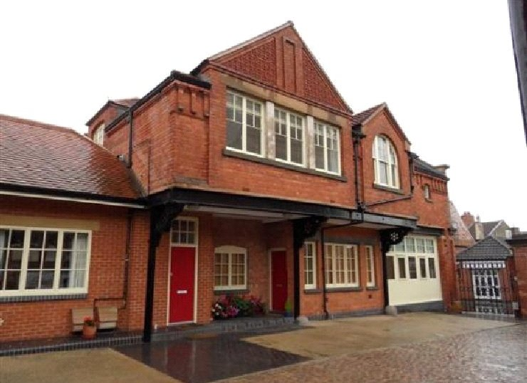 Flat/apartment to rent in Grantham - The Gatehouse, Castle Brewery, Newark, NG24