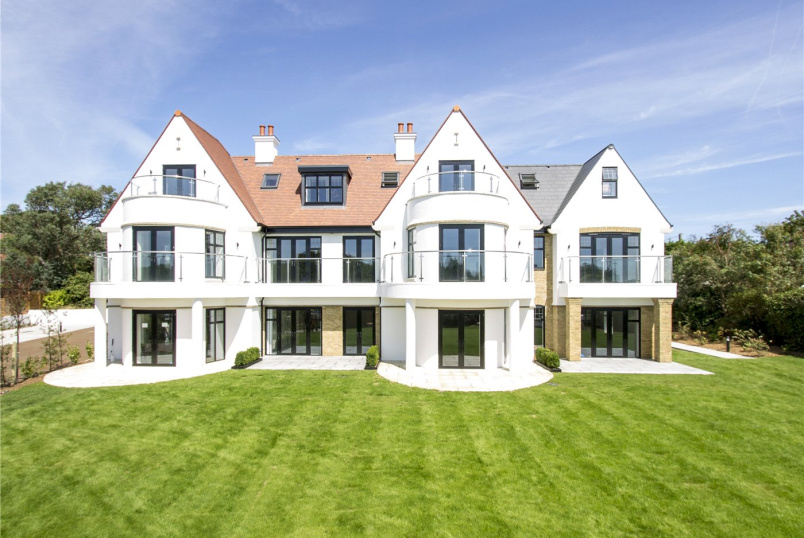 Penthouse for sale in  - Strollers Reach, 6 Barton Common Road, New Milton, BH25