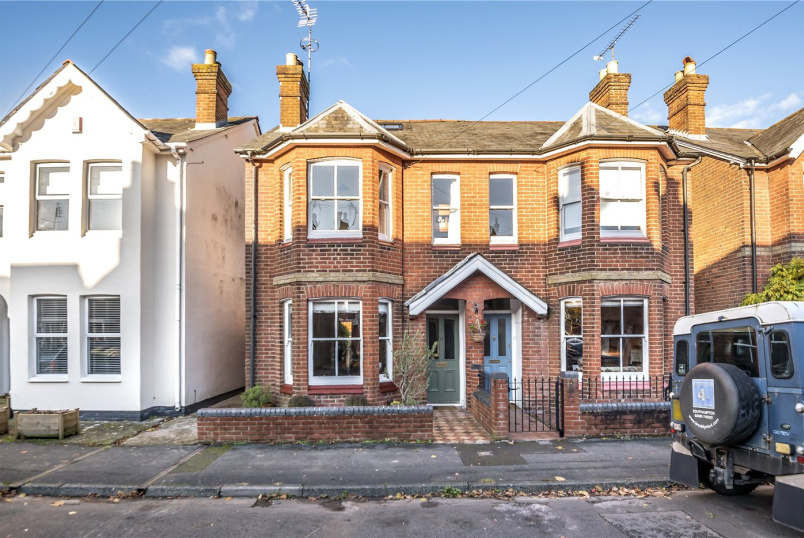 House for sale in  - Monks Road, Winchester, Hampshire, SO23
