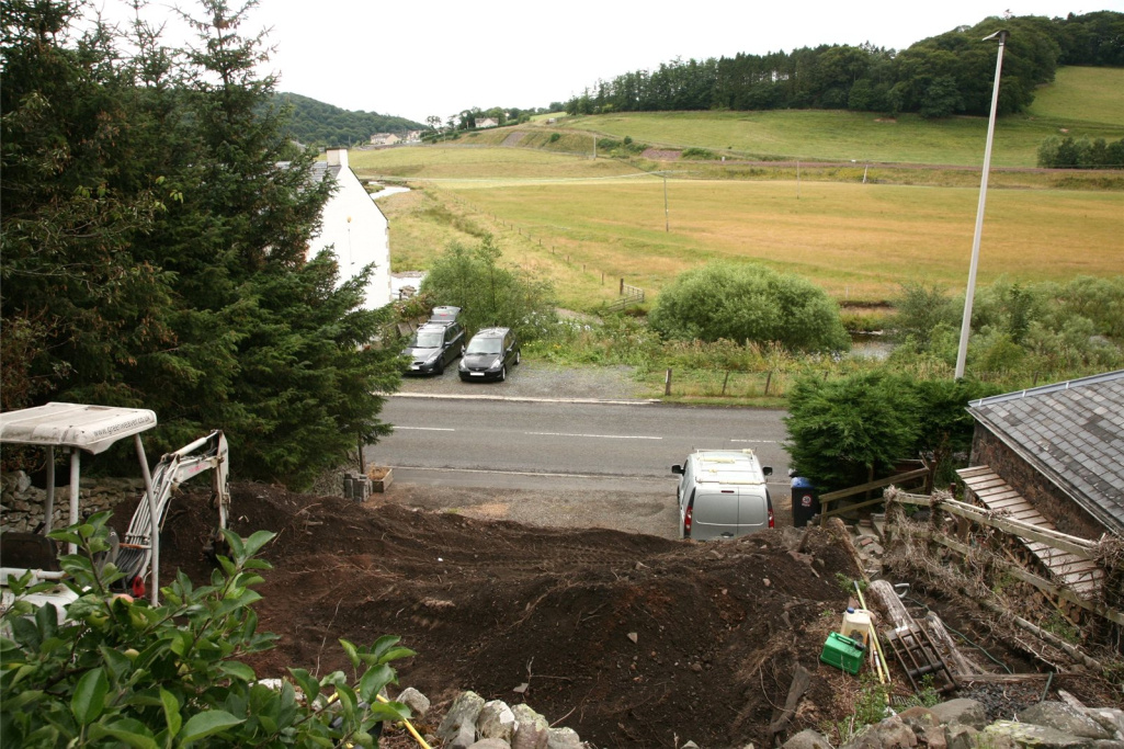 Image 4 of Stow Plot, 95 Galashiels Road, Stow, TD1
