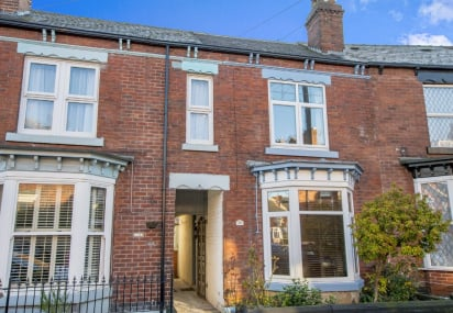 144 South View Crescent, Nether Edge, S7 1DH