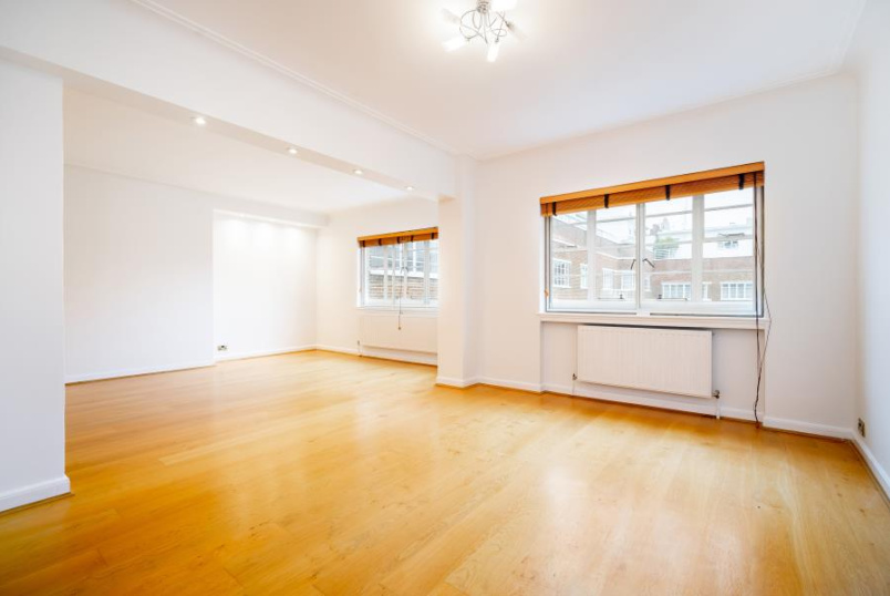 Flat to rent in St Johns Wood - STOCKLEIGH HALL, PRINCE ALBERT ROAD, NW8 7LA