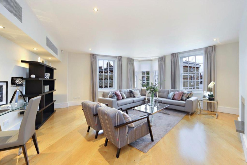 Flat/apartment to rent in Knightsbridge & Chelsea - Old Church Street, London, SW3