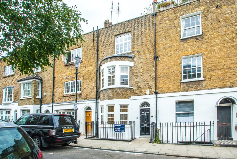 House to rent in Kensington - Campden Street, Kensington, W8