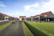 View of Plot 9, Milldeans Farm, Star, Glenrothes, KY7